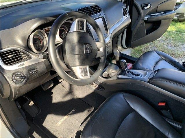 Dodge Journey 2015 3.6 rt v6 gasolina 4p automático - Foto 8