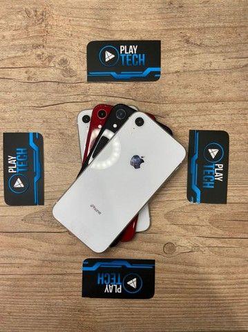 IPhone Xr 64gb Impecável GARANTIA 12x no Cartão - Foto 2