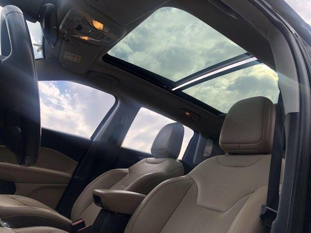 Jeep Compass Limited 2.0 Flex 2017 com 76.000km - Foto 11
