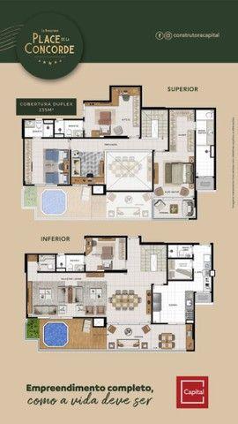 <br>Super Cobertura Duplex 235m² no  Le Boulevard Place La Concorde <br>