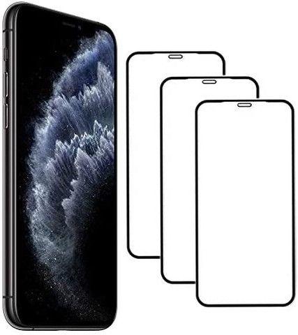 Película de Vidro 3D para iPhone 6,7,8,Se,11, 11Pro,11 Pro Max X, XS, Xs Max e XR. - Foto 4