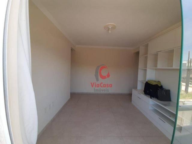 Amplo apartamento de 2 quartos - Foto 7
