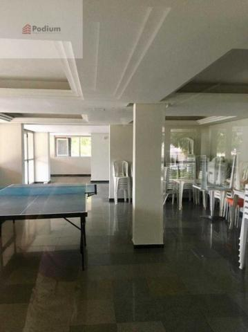 Apartamento à venda com 4 dormitórios em Tambaú, João pessoa cod:36554 - Foto 4