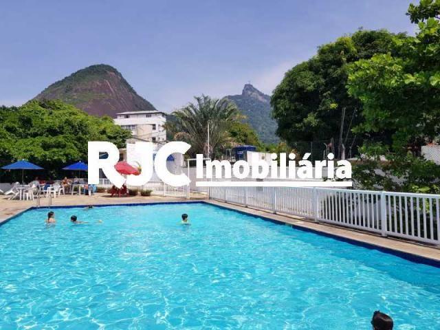 Apartamento à venda com 3 dormitórios em Laranjeiras, Rio de janeiro cod:MBAP33323 - Foto 16