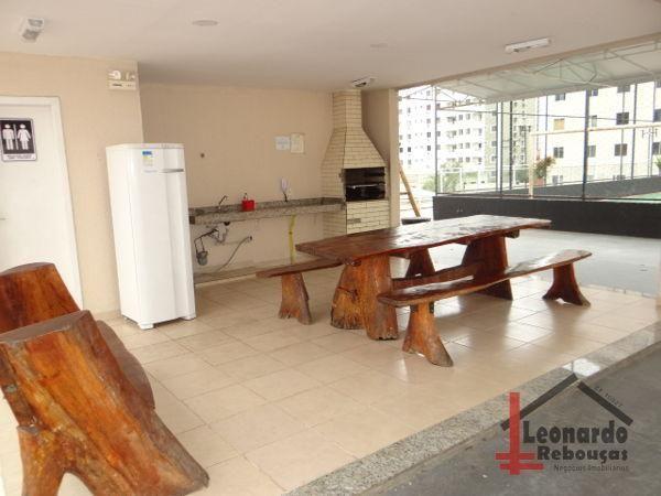Apartamento duplex com 2 quartos no Spazio Eco Ville Araguaia - Bairro Setor Negrão de Lim - Foto 3