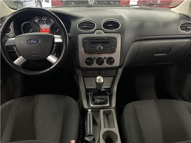 Ford Focus 1.6 gl sedan 16v flex 4p manual - Foto 8