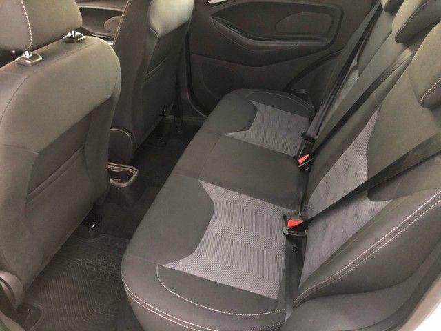 Ford KA Sel 1.5 2017 Top de Linha ( Ipva 2021 Total Pago ) - Foto 9