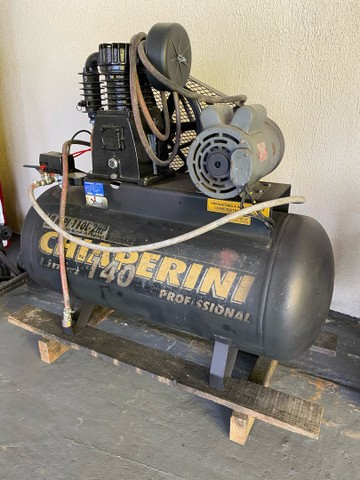 compressor 10 pés - locações para construção civil  - Foto 4