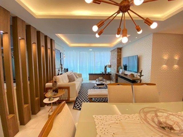 AB311 - Apartamento com 03 quartos/projetados e ar condicionado - Foto 4