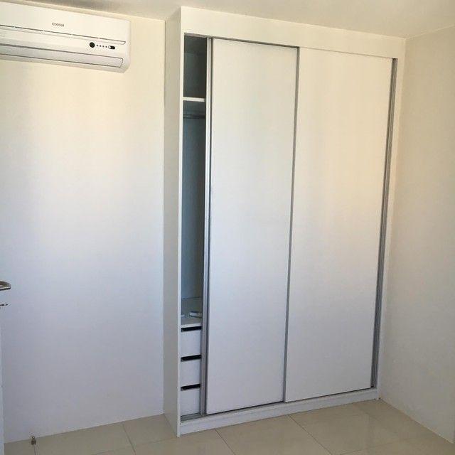Alugo apartamento 2/4 por R$ 3.600,00 vista mar  - Foto 13