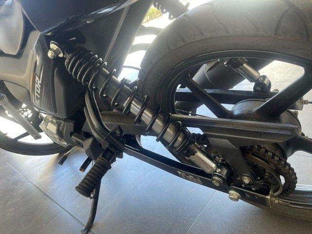 Moto Yamaha factor 125cc 2021 revisada na autorizada  - Foto 14