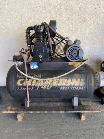 compressor 10 pés - locações para construção civil