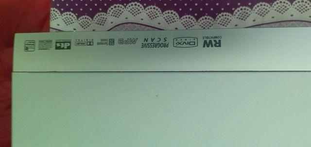 Aparelho vhs e dvd em único aparelho LG - Foto 5