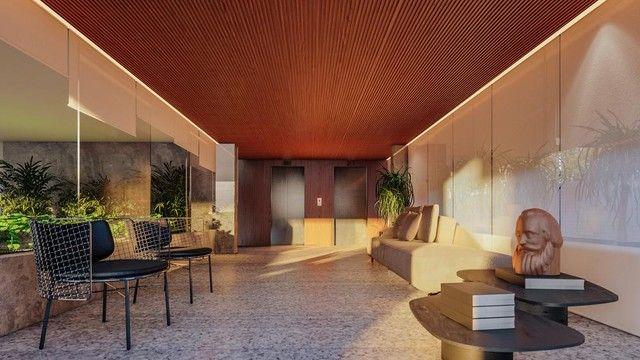 Edíficio Aquarius com Apartamento de 1 quarto e sala na Ponta Verde - Foto 8