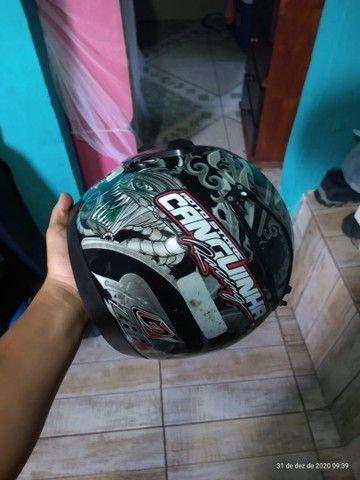 Vendo 2 capacete  - Foto 4