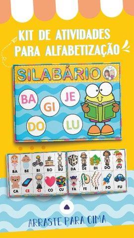Alfabetização Infantil  - Foto 3