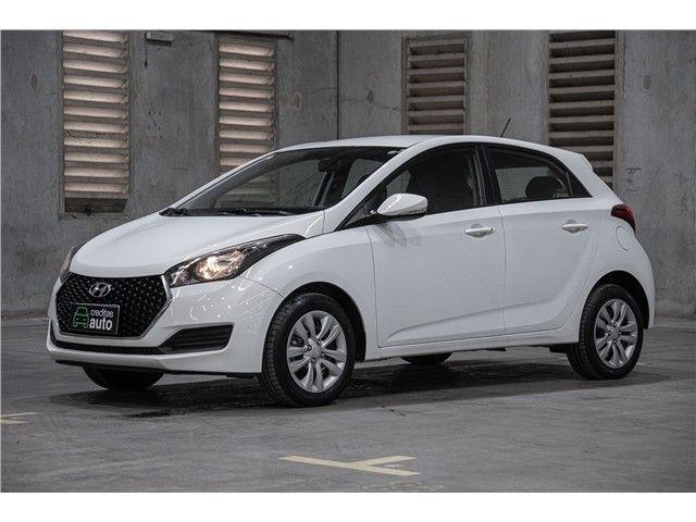 Hyundai Hb20 2019 1.6 comfort plus 16v flex 4p manual