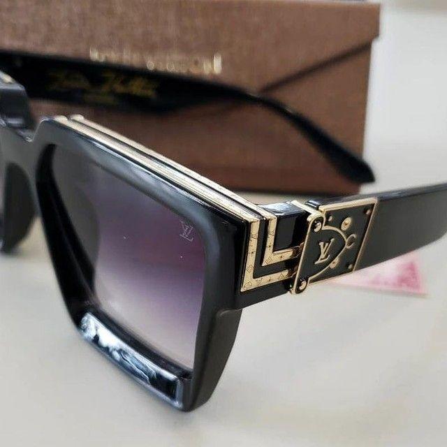 Louis Vuitton Millionaire - Proteção uv- Case completa.