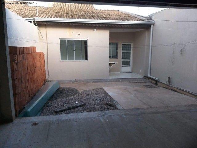 Casa para Venda em Várzea Grande, Ikaray, 3 dormitórios, 1 suíte, 2 banheiros, 2 vagas - Foto 11