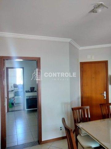 (Ri)Ótimo apartamento vista mar, 101m2 com 3 dormitórios sendo 1 suíte em Barreiros - Foto 7
