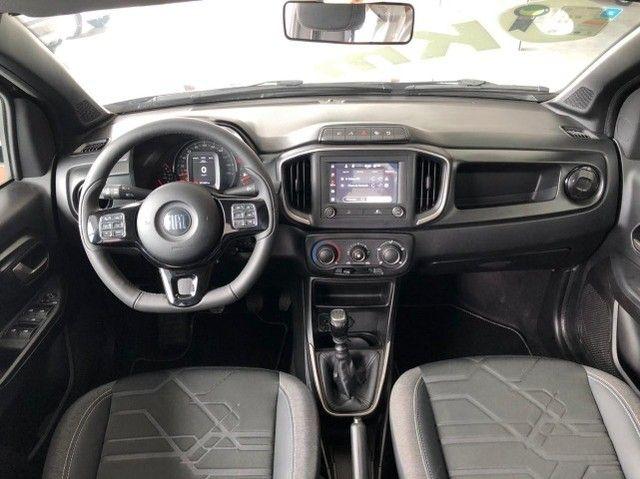 Fiat Strada Volcano CD 2021 Zero km!  - Foto 11