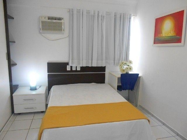flat 1 quarto mobiliado aluguel temporada  - Foto 4