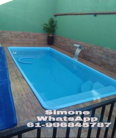 piscina de fibra {{{ 5.00x2.50{}} RT - Foto 2
