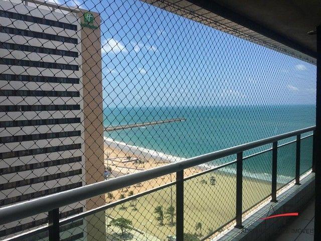 Apartamento mobiliado, com vista mar, no Terraços do Atlântico - Foto 2