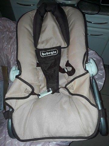 Cadeira de bebê regulável