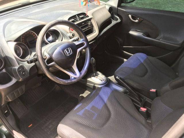 Honda New Fit automático IPVA pago - Foto 6
