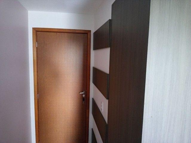 Apartamento 2 quartos, montado em armários, garagem, lazer, financia - Foto 8