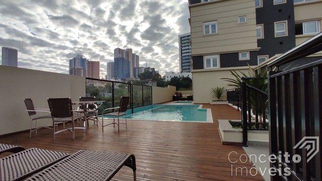Apartamento para alugar com 3 dormitórios em Centro, Ponta grossa cod:393508.001 - Foto 19