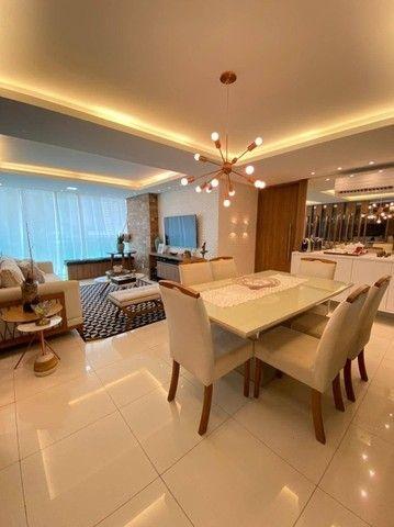 AB311 - Apartamento com 03 quartos/projetados e ar condicionado - Foto 2