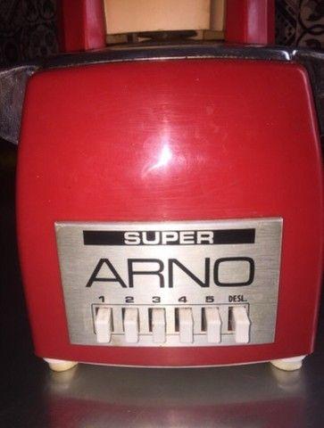 Liquidificador Arno anos 60 relíquia  - Foto 3