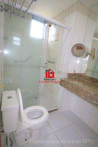 Flat Mobiliado com Vista p Rio no Tropical Hotel 6 Andar - Foto 12