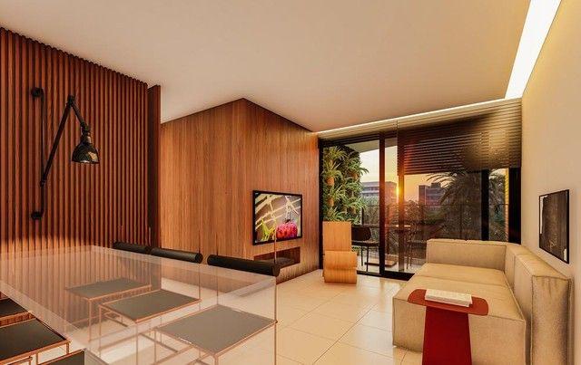 Edíficio Aquarius com Apartamento de 1 quarto e sala na Ponta Verde - Foto 11