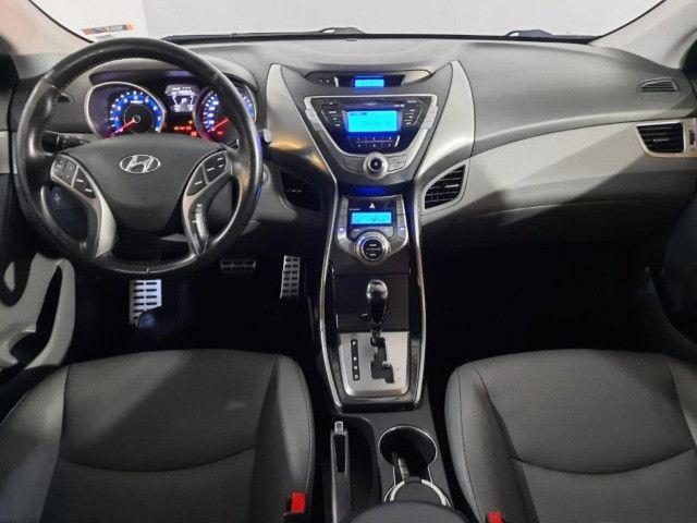 Hyundai Elantra GLS 2.0 - 2013 - Automático - R$46.854 - Foto 7