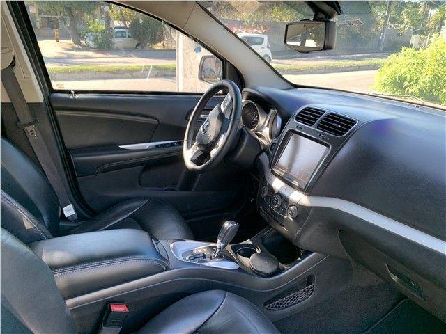 Dodge Journey 2015 3.6 rt v6 gasolina 4p automático - Foto 9