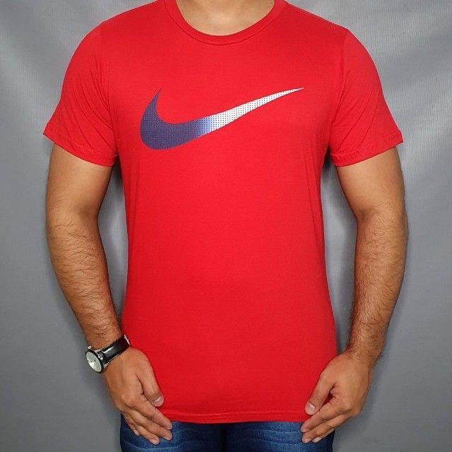 camiseta malha 30.1 em atacado  - Foto 5