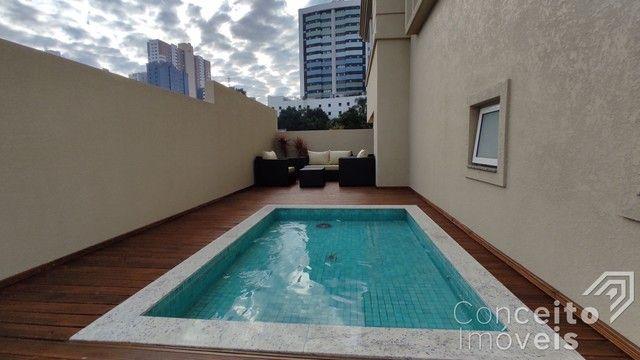 Apartamento para alugar com 3 dormitórios em Centro, Ponta grossa cod:393508.001 - Foto 18