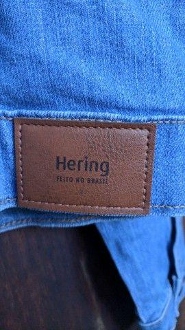 Jaqueta jeans Hering P ou M - Foto 4