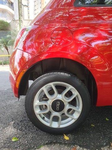 Fiat 500 Cult Completo Bem Novinho! - Foto 12