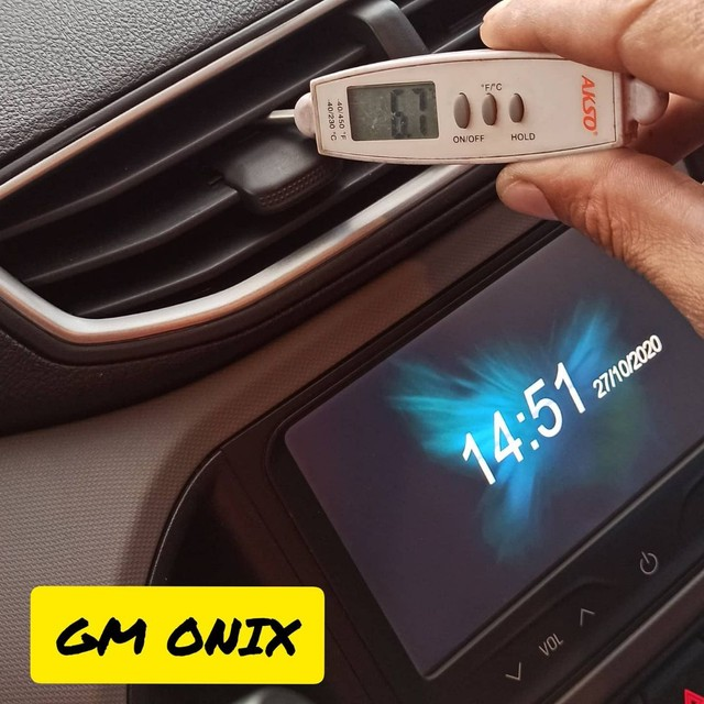 AR condicionado automotivo - Foto 3