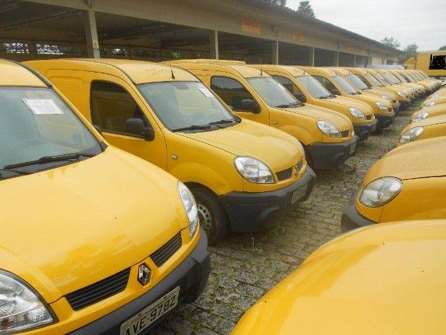 kangoo cargo ,renault kangoo cargo ano 2012/2013 arrumo financiamento !! - Foto 3