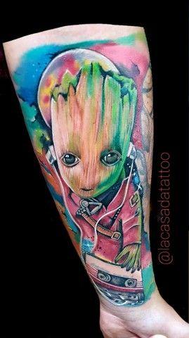 Tatuagem profissional ? - Foto 4