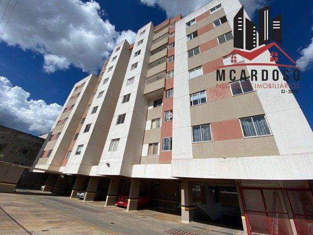 apartamento 2 quartos, otima localização prox. do metro, c/ varanda, samambaia sul - Foto 4