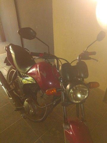 Moto Titan. Fan CG150