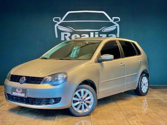 Volkswagen Polo 1.6 Mi 8v Flex 4p Manual ano 2014