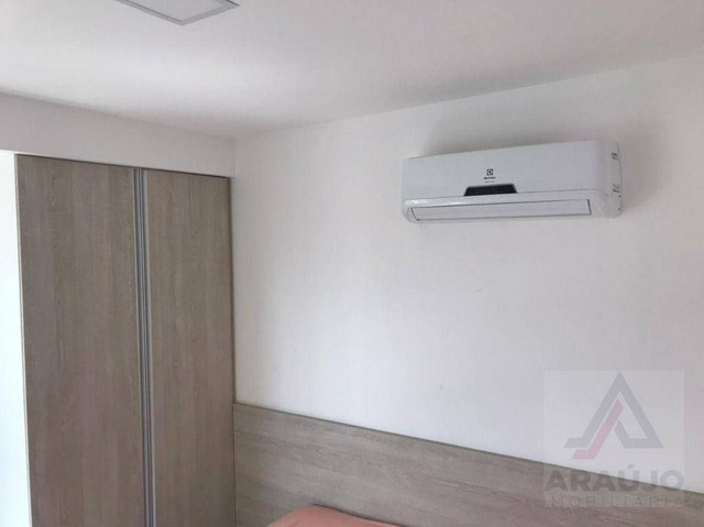 Apartamento com 2 dormitórios para alugar, 54 m² por R$ 1.570,00/mês - Bessa - João Pessoa - Foto 15