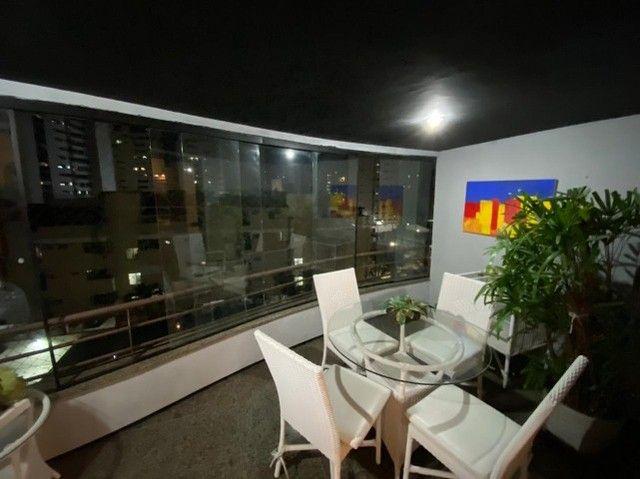 Edifício Vera Cruz 213m 3 dormitórios Meireles - Foto 5